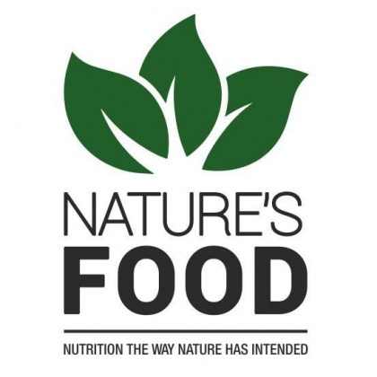 nature's food logo - barf food